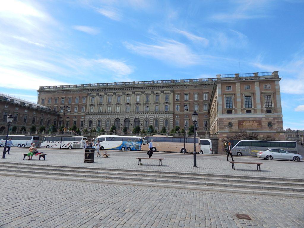 Kralovský pálac ve Stockholmu