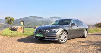 BMW 740Le iPerformance