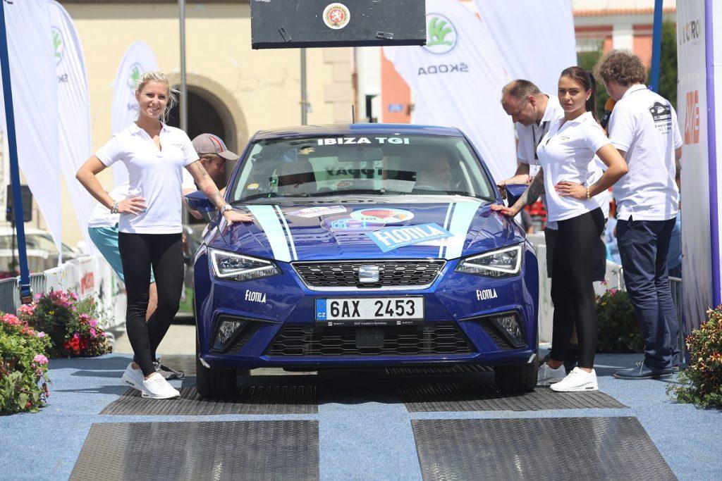 Žďárský-Nedorost, SEAT Ibiza 1,0 TGI