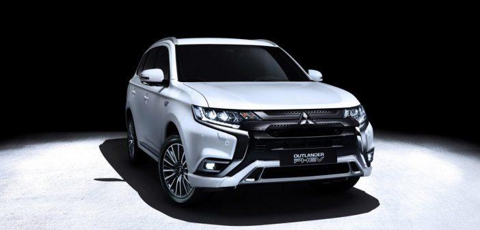 Mitsubishi Outlander PHEV 2019 (MY19)