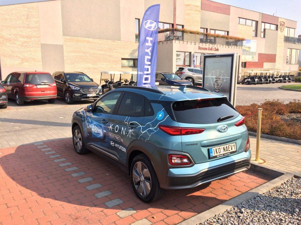 Hyundai Kona Electric - zezadu