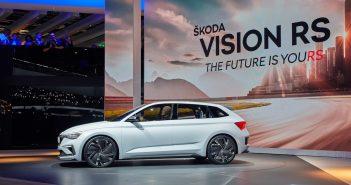 Studie Škoda Vision RS - Paříž 2018