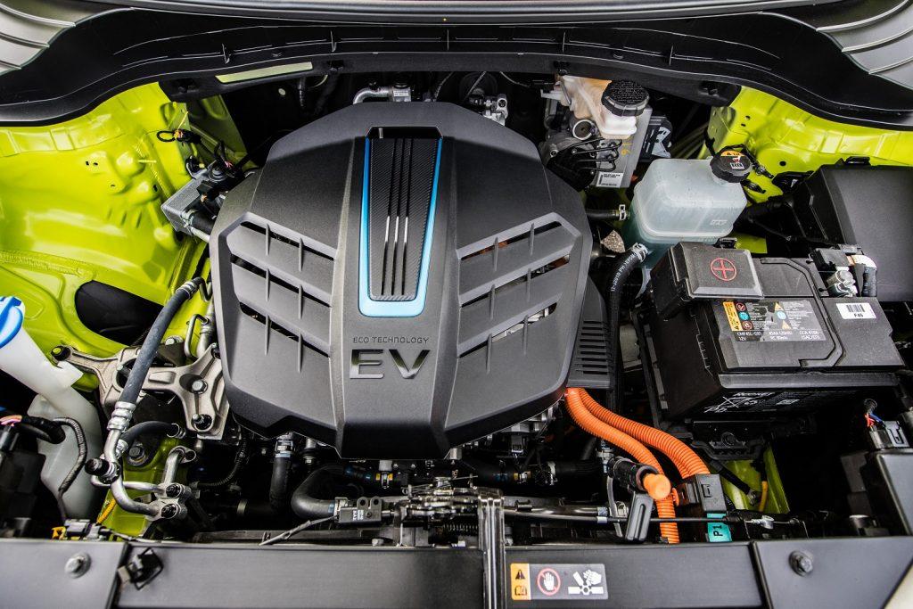 Kia Soul EV (e-Soul) 2020 - motor