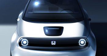 Honda Design - prototyp elektromobilu