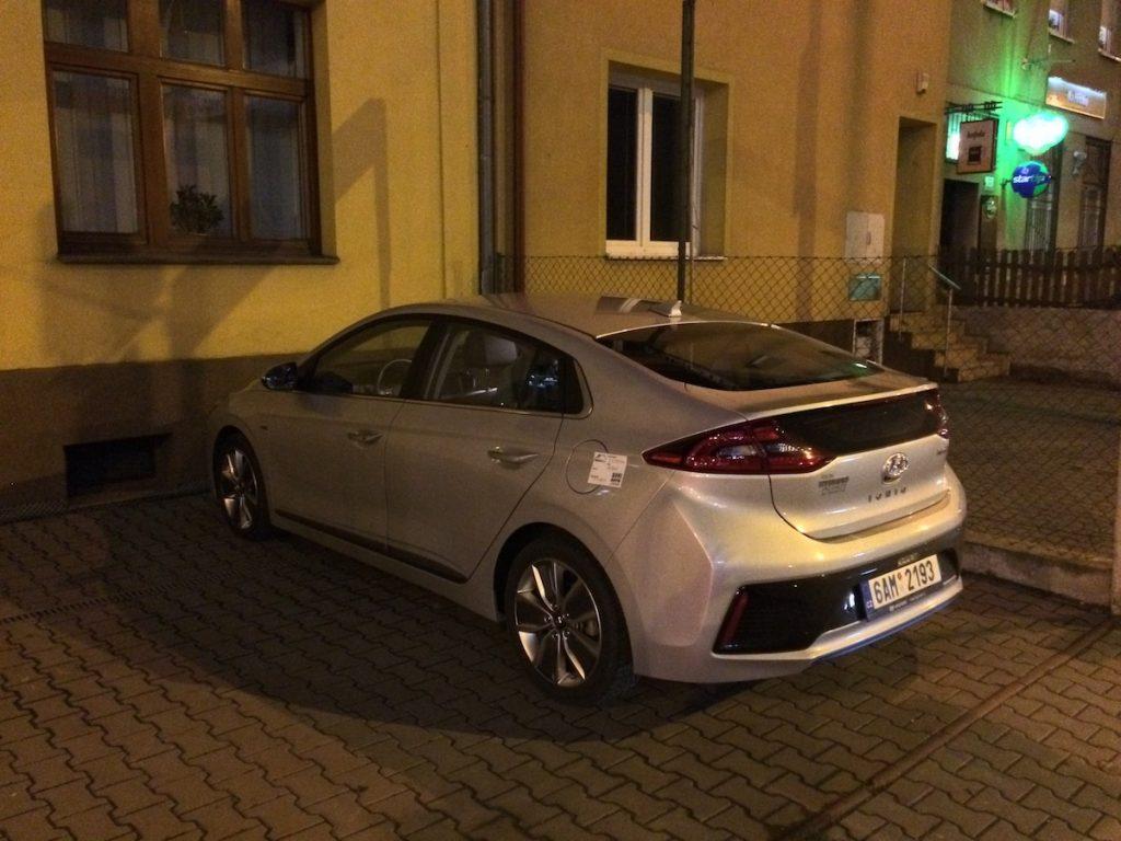 Hyundai Ioniq Hybrid - Brno