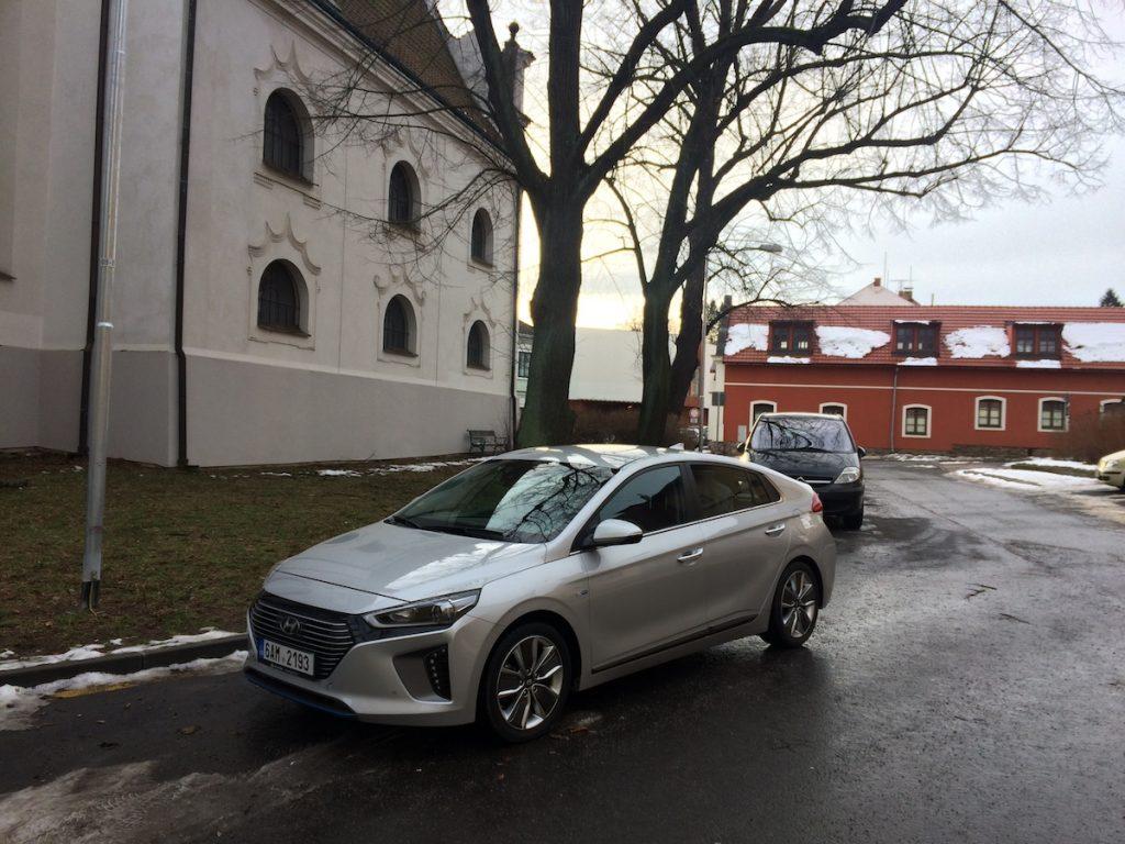 Hyundai Ioniq Hybrid - Pelhřimov