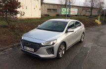 Hyundai Ioniq Hybrid - zepředu
