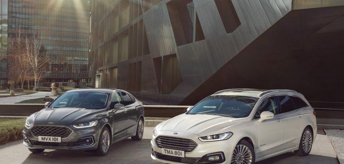 Modernizovaný Ford Mondeo Hybrid je k dispozici i jako kombi