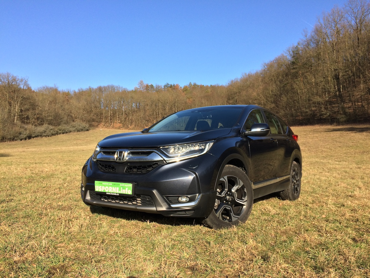 Honda CR-V 1,5 VTEC TURBO