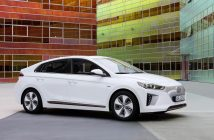 Hyundai Ioniq Electric - nejčistší auto podle ADAC Eco Test