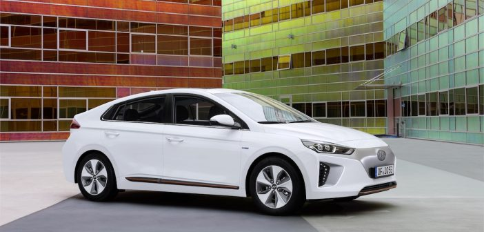 Hyundai Ioniq Electric je podle organizace ADAC nejčistším autem