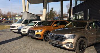 Porsche Česká republika - importér Volkswagen, Audi a SEAT