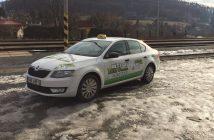 Škoda Octavia G-TEC - TAXI Frida