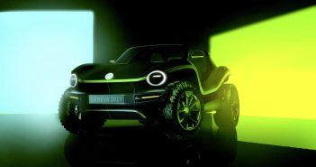 Volkswagen ID. BUGGY Showcar