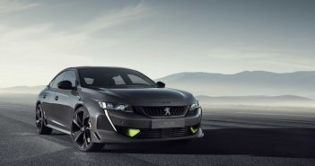 Peugeot 508PSE - Peugeot Sport Engineered
