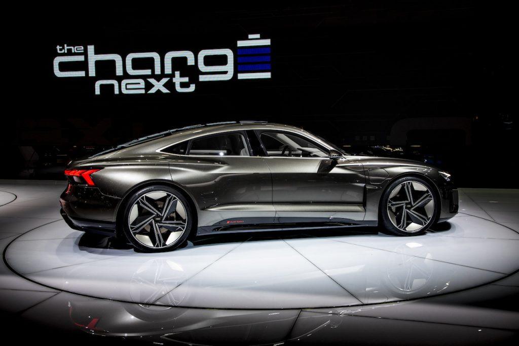 Audi e-tron GT concept - Ženeva 2019