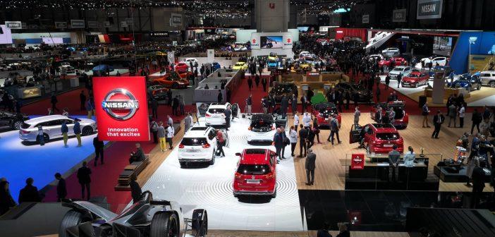 Autosalon Ženeva 2019