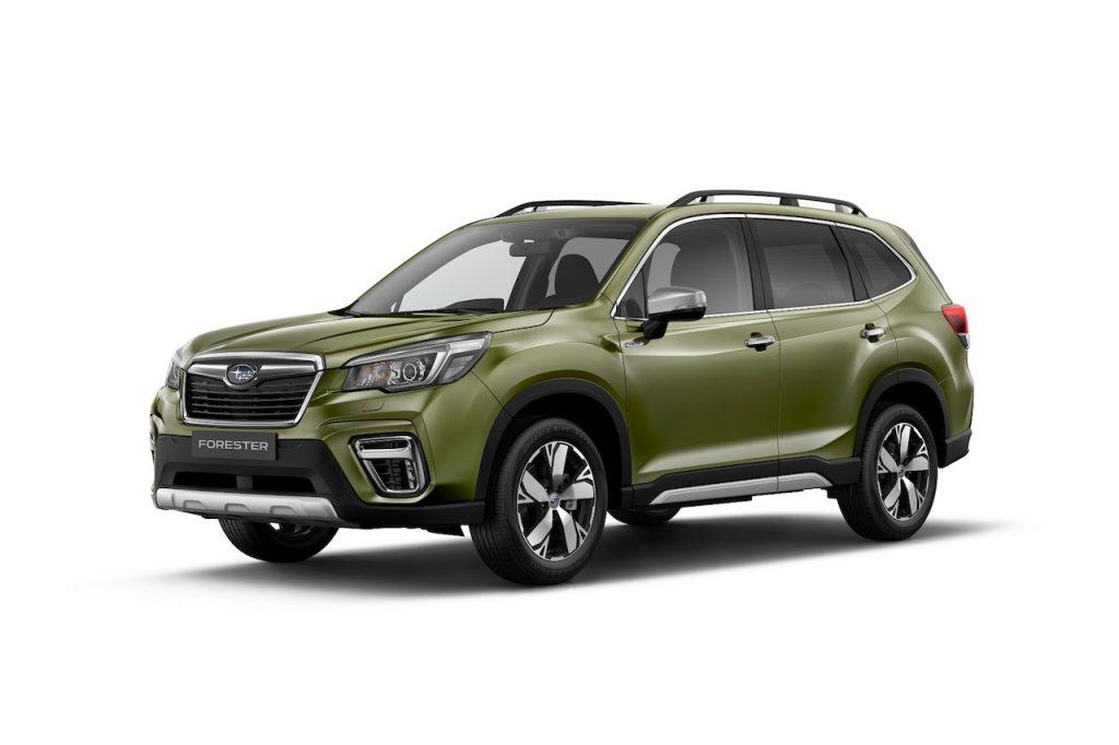 Subaru Forester e-Boxer - zepředu
