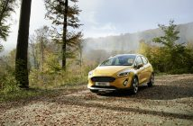 Ford Fiesta Active EcoBoost Hybrid