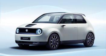 Honda e Prototype - Ženeva 2019 - zepředu