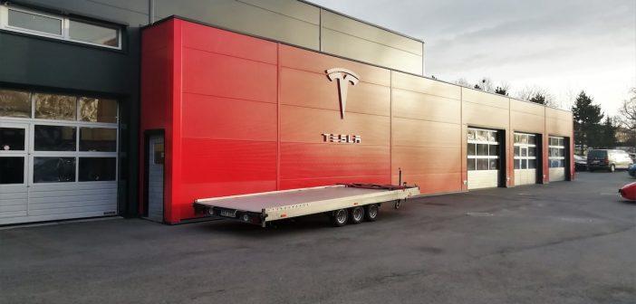 Servis Tesla Praha - dílny - Teslička.cz