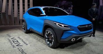 Subaru VIZIV ADRENALINE Concept - Ženeva 2019