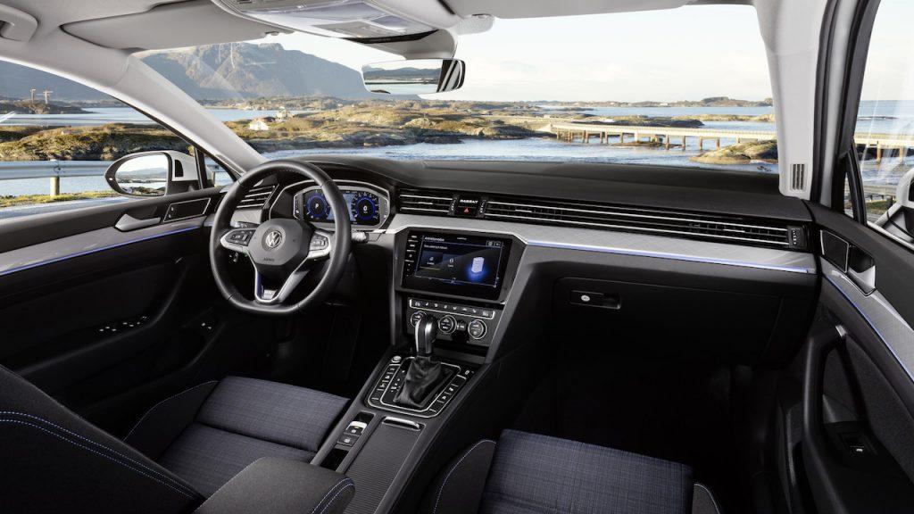 Nový Volkswagen Passat GTE a Passat GTE Variant