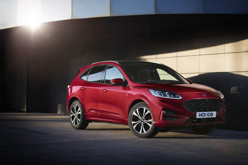 2019 Ford Kuga Plug-in Hybrid - zepředu