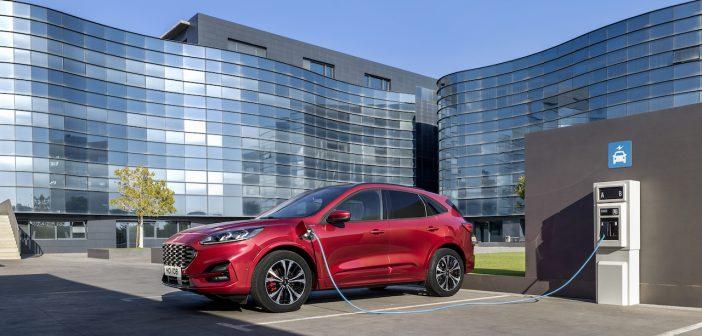 Ford Kuga 2019 Plug-in Hybrid