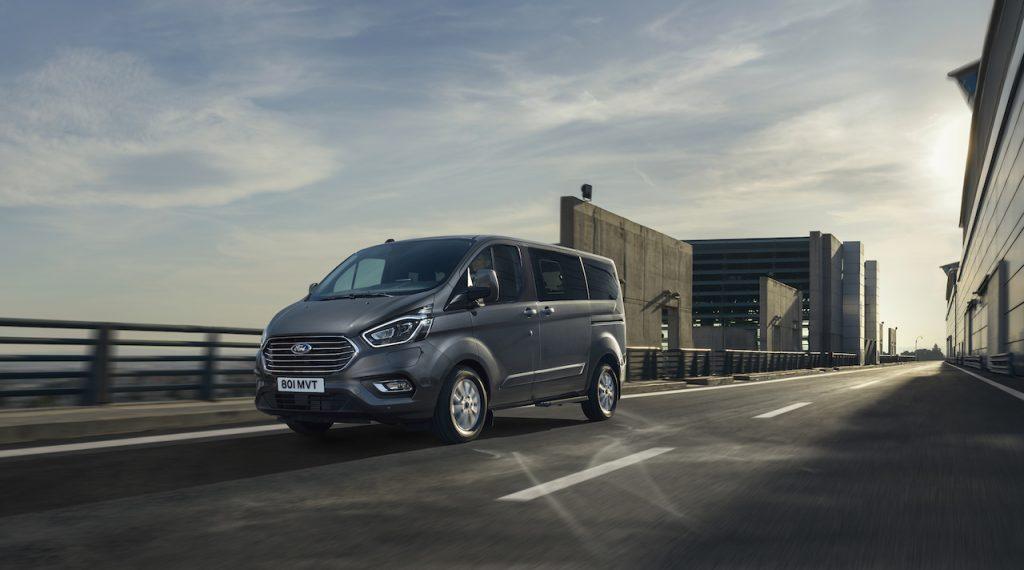 Ford Tourneo Custom 2019 PHEV 1,0 EcoBoost