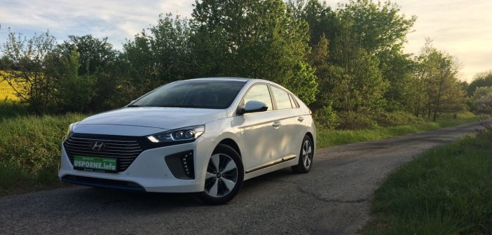TEST: Hyundai Ioniq Plug-in Hybrid – skutečná spotřeba