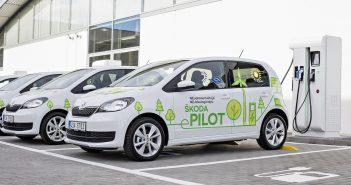 Elektrická Škoda CitiGo e-Pilot elektromobil, foto: Škoda Auto