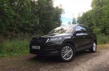 Škoda Kodiaq 2,0 TDI 110 kW DSG - zepředu