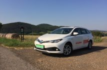 Toyota Auris Touring Sports Hybrid 99 kW