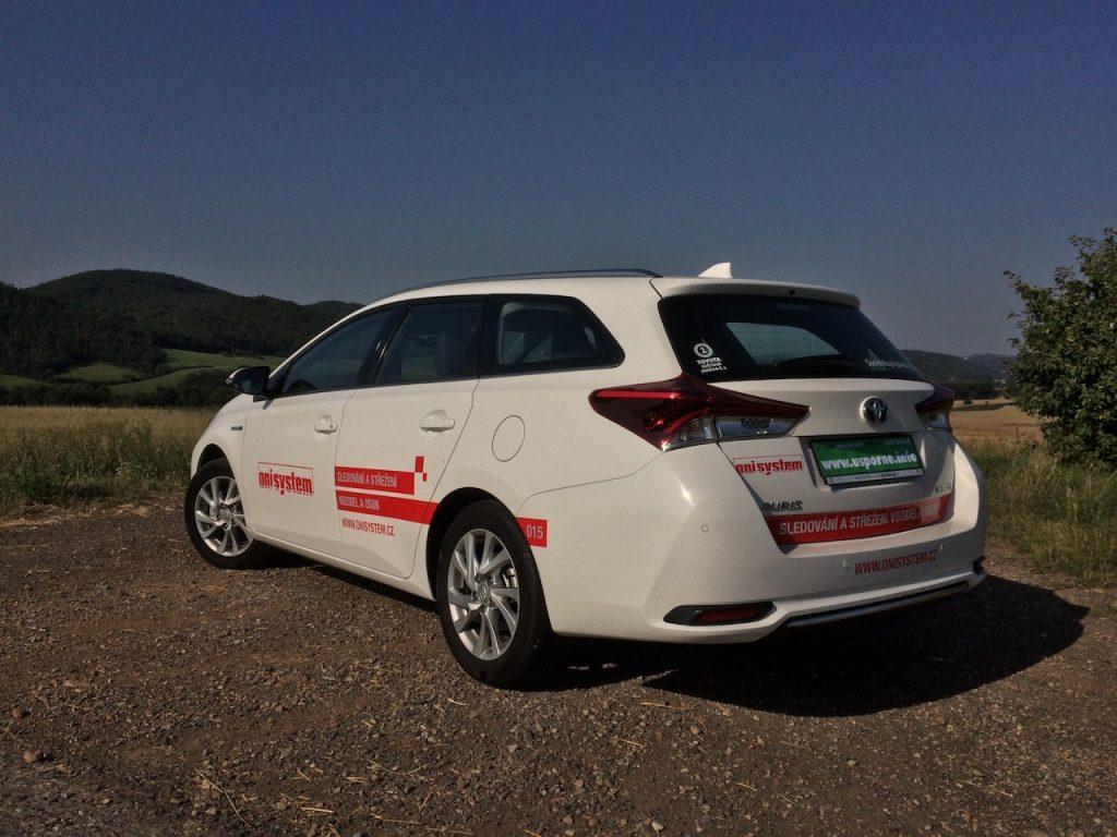 Toyota Auris Touring Sports Hybrid - zezadu