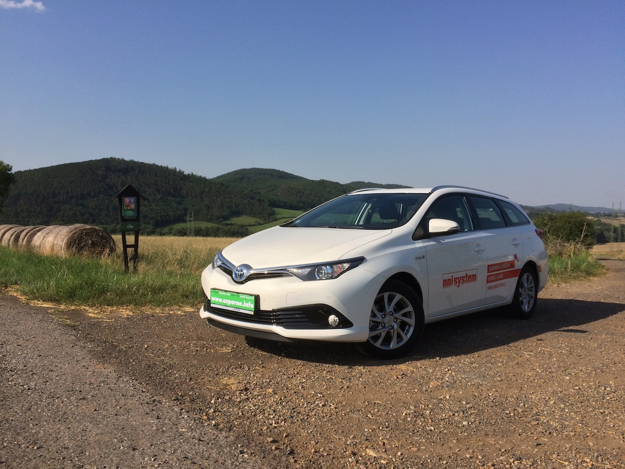 Toyota Auris Touring Sports Hybrid 99 kW
