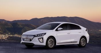 Hyundai Ioniq Electric - facelift