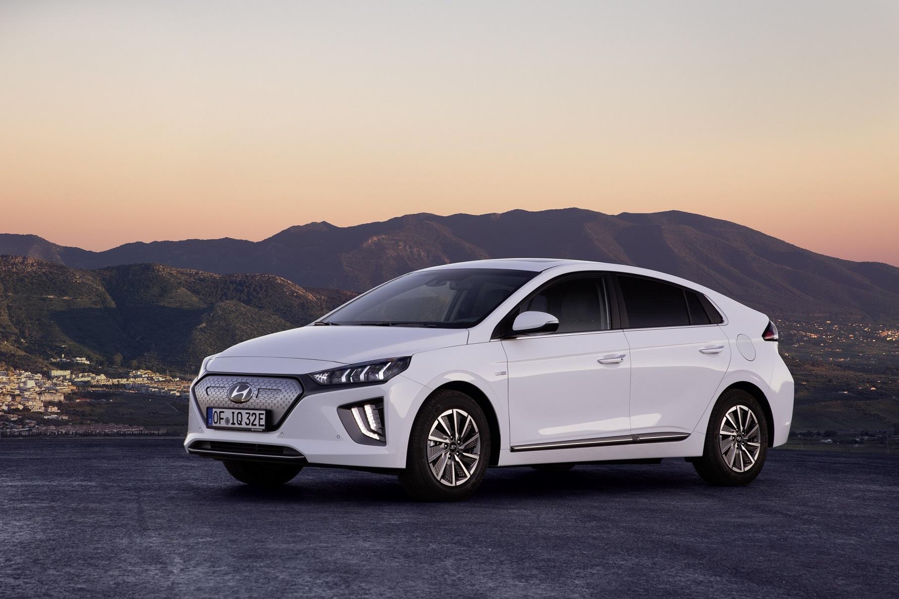 Hyundai Ioniq Electric - facelift