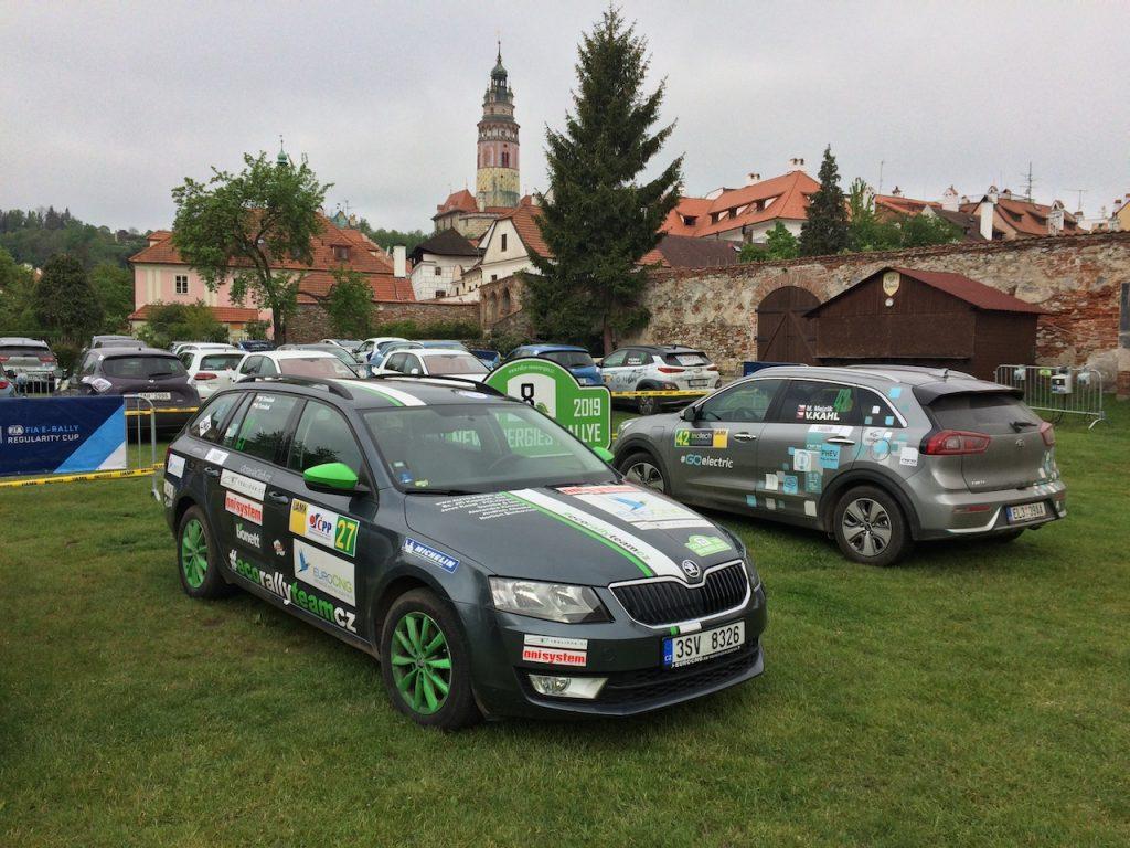Parc-fermé - Český Krumlov