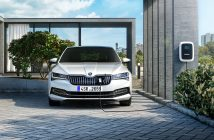 Škoda Superb iV - plug-in hybrid