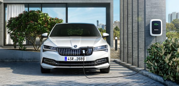 Škoda Superb iV - plug-in hybrid
