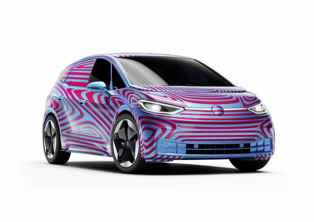 Volkswagen ID.3 - zezadu