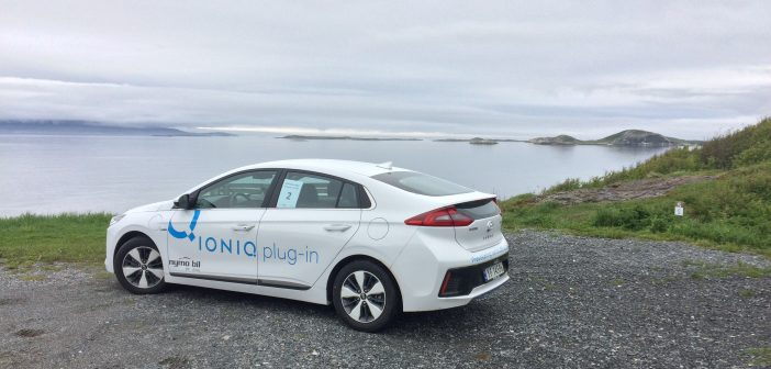Bodø - Midnight Economy Run, Hyundai Ioniq PHEV