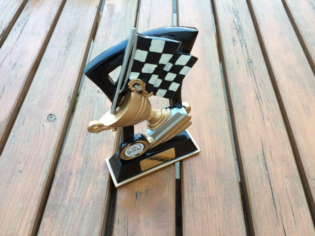 Bodø - trofej pro vítěze třídy PHEV