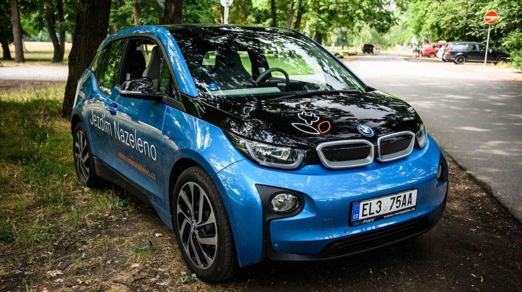 BMW i3 - Zelenáči na cestě pojedou na polární kruh