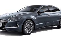 Hyundai Sonata Hybrid - zepředu
