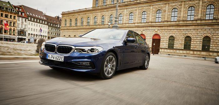 BMW 530e Sedan - plug-in hybrid
