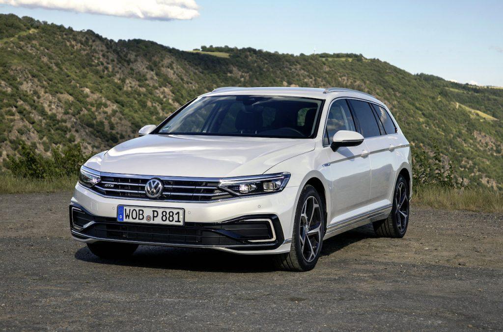 Nový Volkswagen Passat GTE Variant