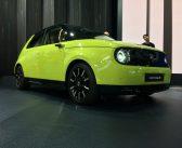 Elektromobil Honda e byl ve Frankfurtu, cena překvapila