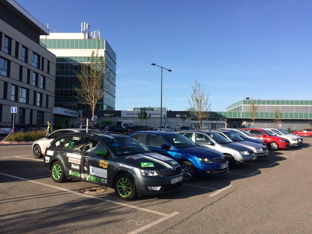 Škoda Economy Run 2019 - #EcoRallyTeamCZ